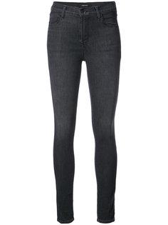 джинсы скинни с завышенной талией Maria J Brand