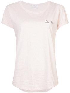 футболка la vie Maison Labiche
