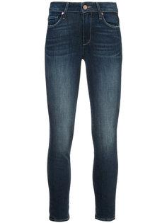 укороченные джинсы скинни Paige
