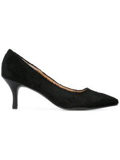 туфли с отделкой из искусственного меха Ombre