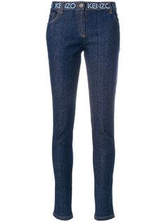 эластичные джинсы  Kenzo
