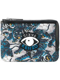 кошелек для монет Eye and Tiger Kenzo