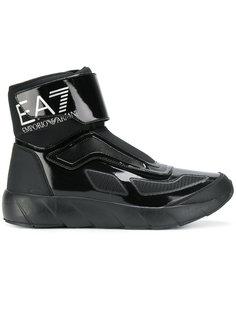 лакированные ботинки Ea7 Emporio Armani