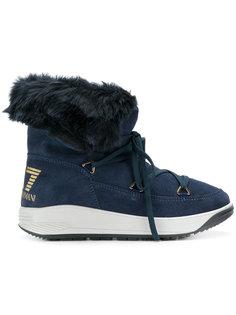 зимние ботинки Ea7 Emporio Armani