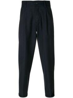классические брюки свободного кроя Pt01