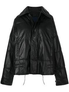 объемная куртка Haider Ackermann