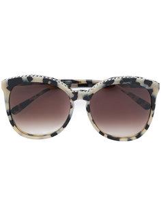 солнцезащитные очки с градиентными линзами Stella Mccartney Eyewear
