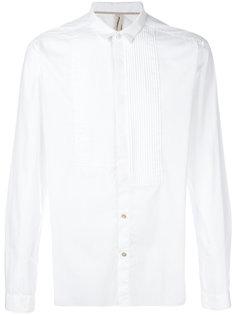 рубашка с плиссировкой Dnl