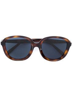 солнцезащитные очки в черепаховой оправе Céline Eyewear