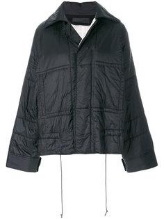 свободная стеганая куртка  Haider Ackermann