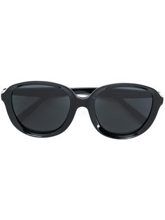 молнцезащитные очки в овальной оправе Céline Eyewear
