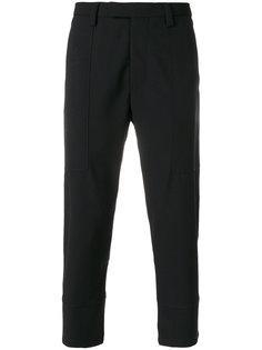 укороченные брюки Emporio Armani