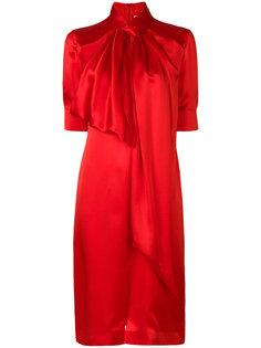 платье с бантом Givenchy