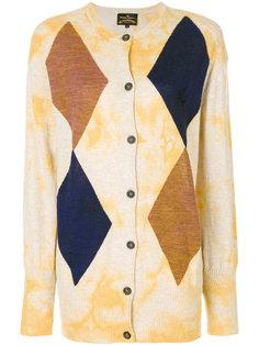 длинный кардиган Vivienne Westwood Anglomania