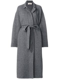 мягкое однобортное пальто Ports 1961