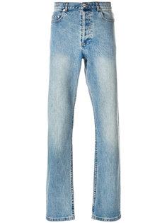 джинсы прямого кроя Standard  A.P.C.