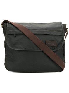 сумка для ноутбука с логотипом Barbour