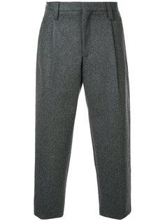 укороченные брюки Estnation