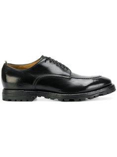 туфли со шнуровкой Aspen Officine Creative