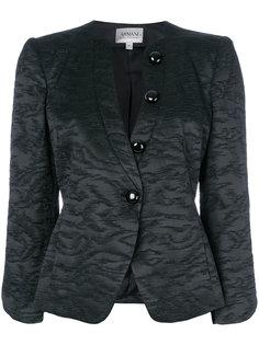 приталенный пиджак Armani Collezioni