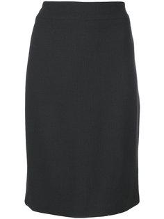 классическая юбка-карандаш Armani Collezioni