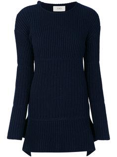 длинный расклешенный свитер Ports 1961