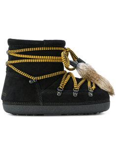 ботинки с подкладкой из овчины Dsquared2