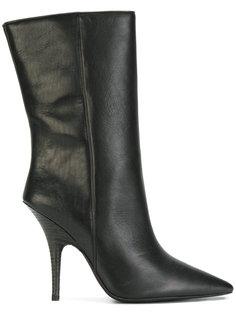ботинки с заостренным носком Yeezy