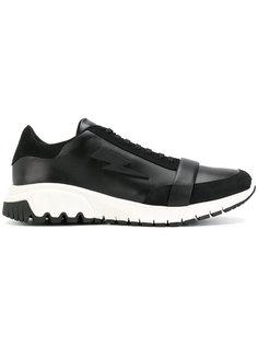 кроссовки со шнуровкой Neil Barrett