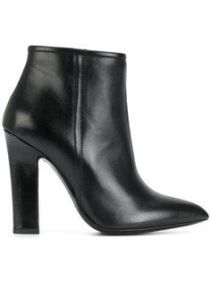 ботинки с заостренным носком Deimille