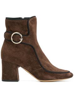 ботинки с ремешками Deimille