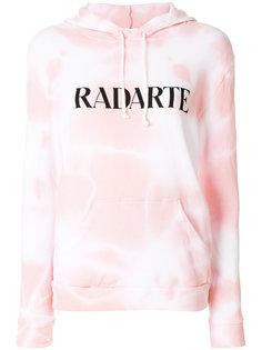 толстовка Radarte с капюшоном Rodarte