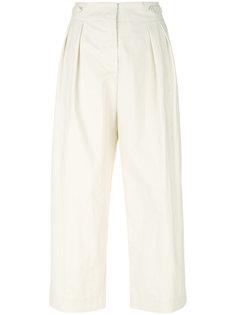 укороченные брюки  Forte Forte