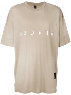 футболка оверсайз Odeur