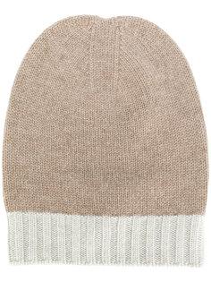 шапка-бини с контрастным дизайном Bear Hug
