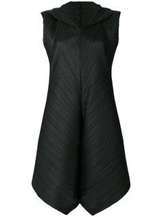 плиссированное платье Pleats Please By Issey Miyake
