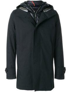 многослойное пуховое пальто Rrd
