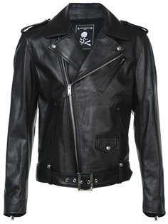 байкерская куртка  Mastermind Japan