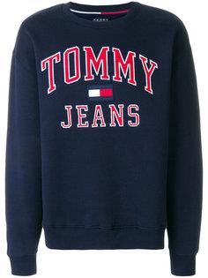 толстовка с логотипом Tommy Jeans