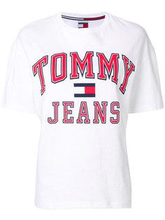 футболка с логотипом Tommy Jeans