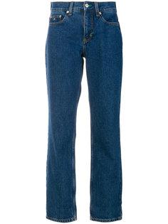 джинсы с завышенной талией Tommy Jeans