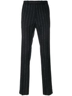 полосатые брюки Zaine  Theory