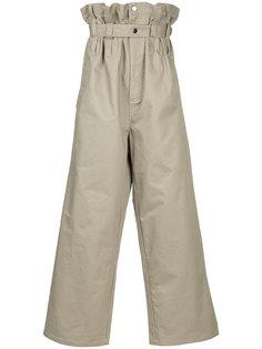 брюки с завышенной талией Liam Hodges