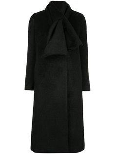 пальто со структурированным шарфом Tomorrowland