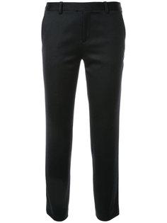 укороченные строгие брюки  Estnation