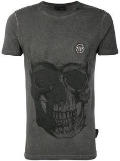 футболка Behind  Philipp Plein