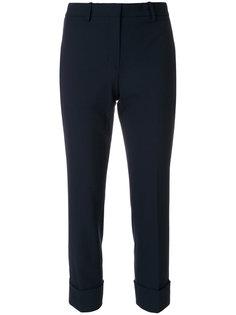 укороченные брюки Theory