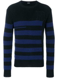 полосатый свитер Raf Simons