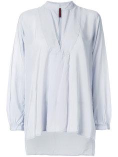 блузка с V-образным вырезом  Daniela Gregis