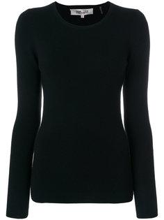 свитер с вырезом сзади  Dvf Diane Von Furstenberg